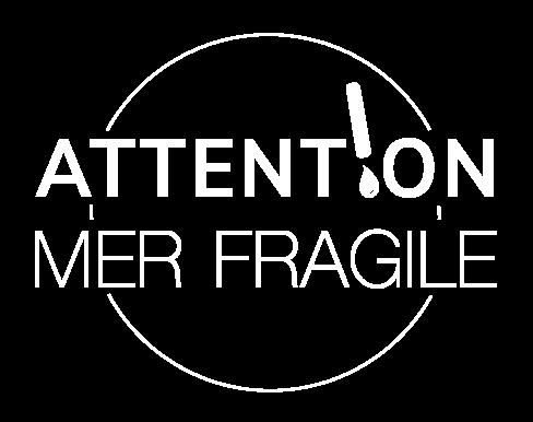 Logo Attention Mer Fragile